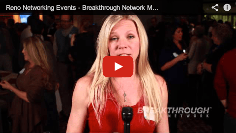 Breakthrough Network Mixer in Reno at Center Court Grill Reviews